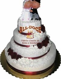 Bolo de Casamento 4Andares1