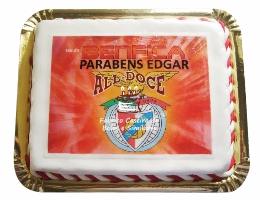 Bolo Aniversario Benfica1