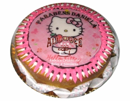 Bolo Aniversario Hello Kitty1