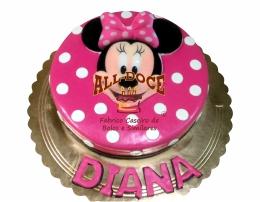 Bolo Aniversario Minnie1