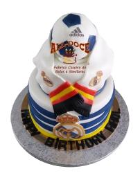 Bolo Aniversario Real Madrid1