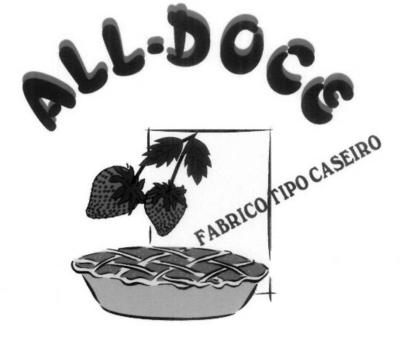Logotipo Antigo All-Doce
